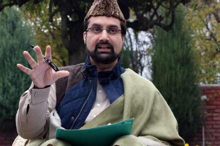 mirwaiz umar farooq- India TV