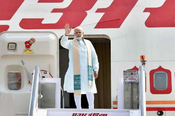 Pakistan decides to let Narendra Modi's plane fly over its airspace to Bishkek of Kyrgyzstan- India TV
