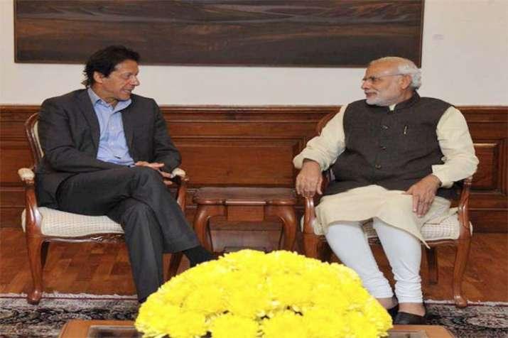 Modi and Imran File Photo- India TV