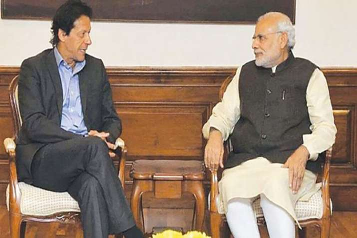 Imran writes to Modi, says Pak wants talks with India to resolve all disputes- India TV