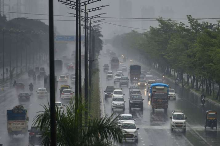 Monsoon 2019: June ends with rain deficit at 33 per cent- India TV