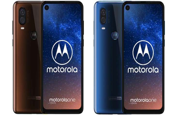 Motorola One Vision- India TV Paisa