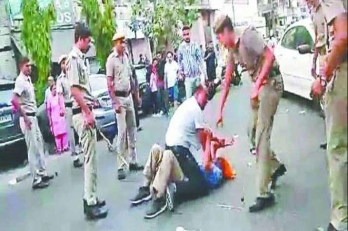 Mukherjee Nagar Case- India TV