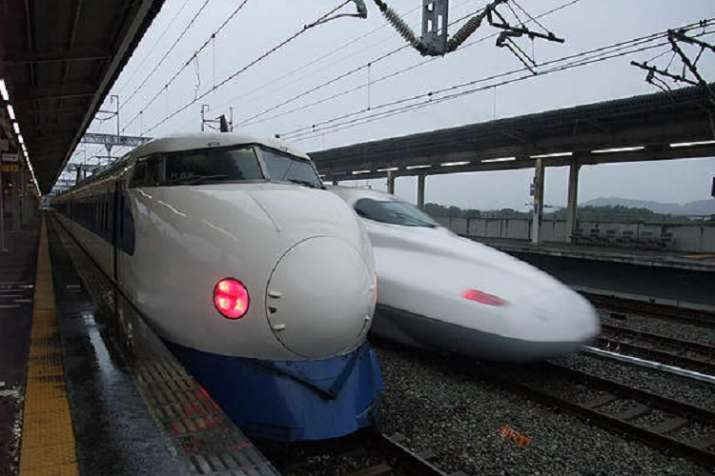 Only 39 PERCENT of land needed for Mumbai–Ahmedabad high-speed rail corridor bullet train project ac- India TV Paisa
