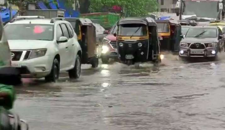 Mumbai Rain Live Updates- India TV