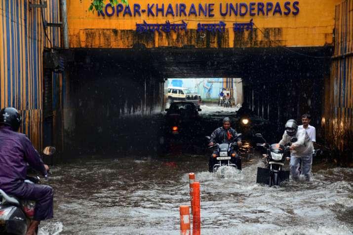 Mumbai Rains- India TV