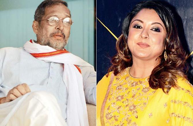 Nana Patekar, Tanushree Dutta- India TV
