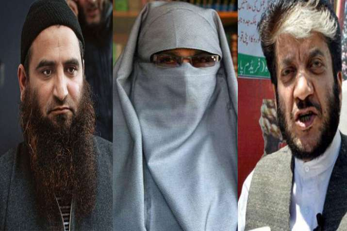 Terror funding case: Separatists Asiya Andrabi, Shabir Shah arrested, sent to 10-day NIA custody- India TV