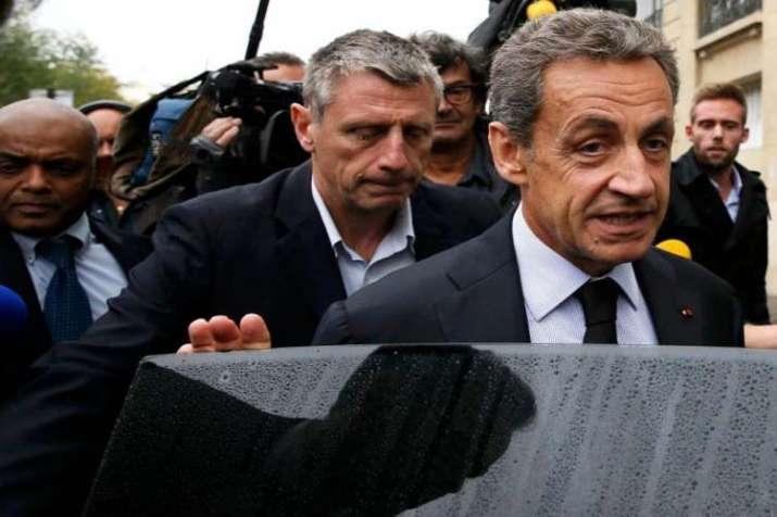 Nicolas Sarkozy File Photo- India TV