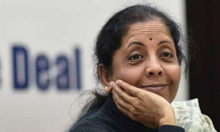 Sitharaman-led first GST Council meet to decide on tax cut on e-vehicles- India TV Paisa