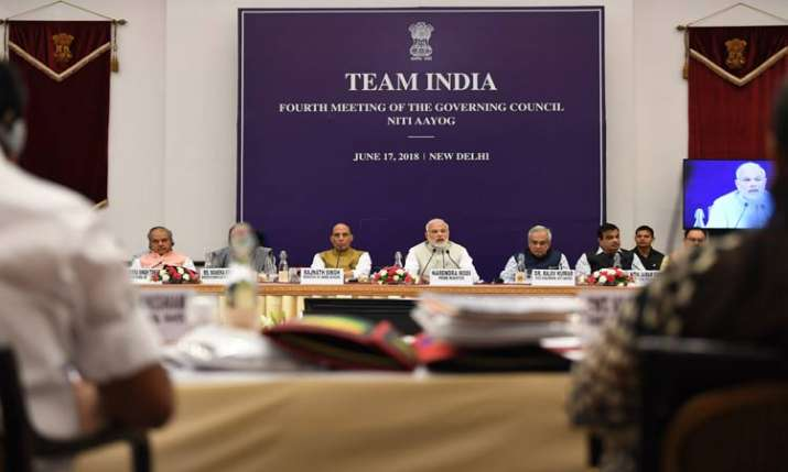 PM to chair Niti Aayog's fifth Governing Council meeting Today- India TV Paisa