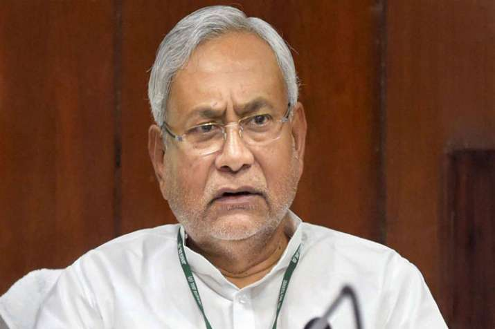 Nitish Kumar called an internal meeting on Encephalitis outbreak- India TV