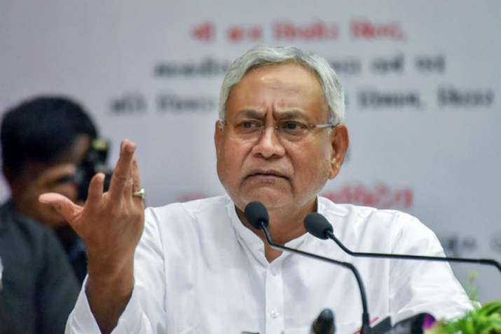 Nitish Kumar File Photo- India TV