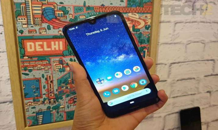 Budget Nokia 2.2 launched in India for Rs 6,999- India TV Paisa