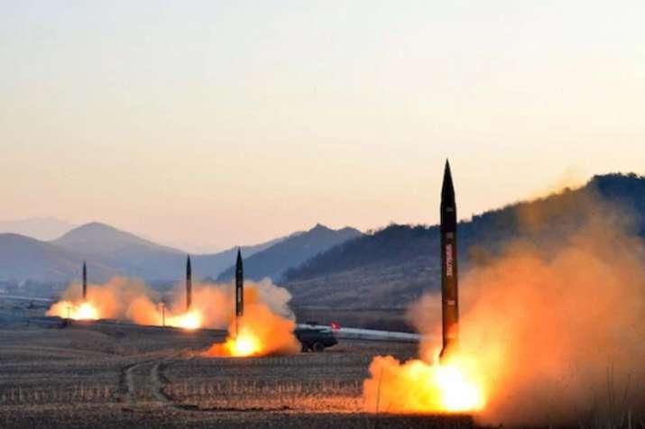 बढ़ा परमाणु युद्ध का खतरा, देश कर रहे हथियारों का आधुनिकीकरण; ईरान तोड़ेगा यूरेनियम भंडारण सीमा- India TV