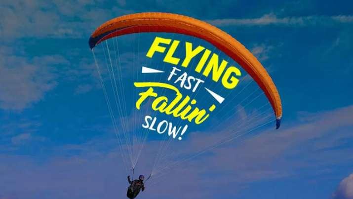 paragliding - India TV