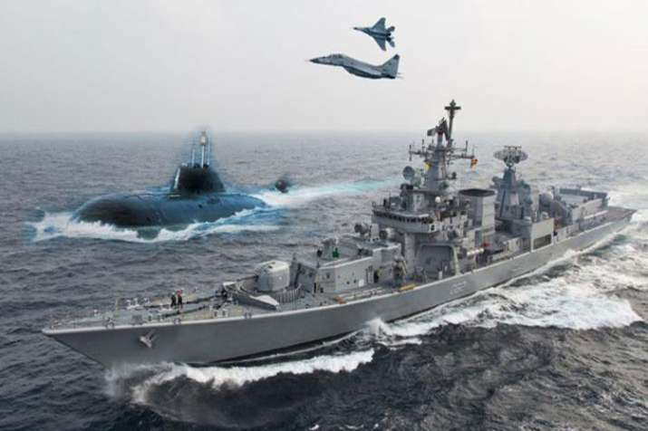 Indian Navy hunted for missing Pak submarine for 21 days post Balakot strikes- India TV