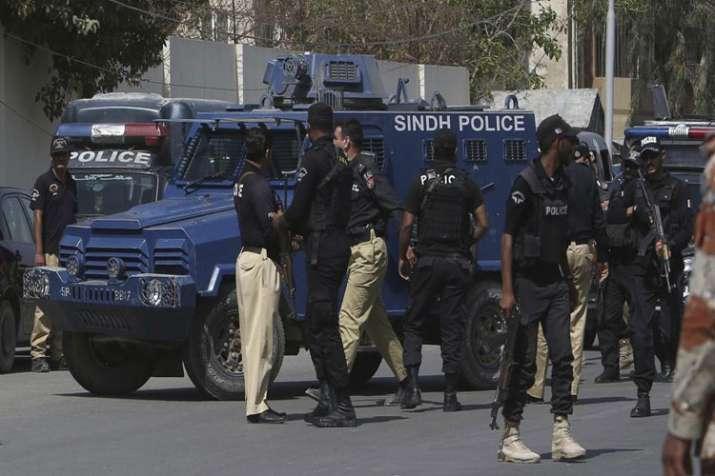 21 terrorist arrested in Pakistan's Punjab province- India TV