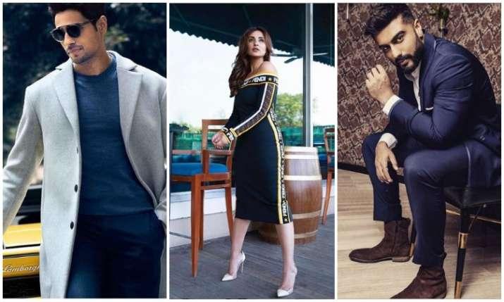 Sidharth Malhotra, parineeti chopra and Arjun kapoor- India TV