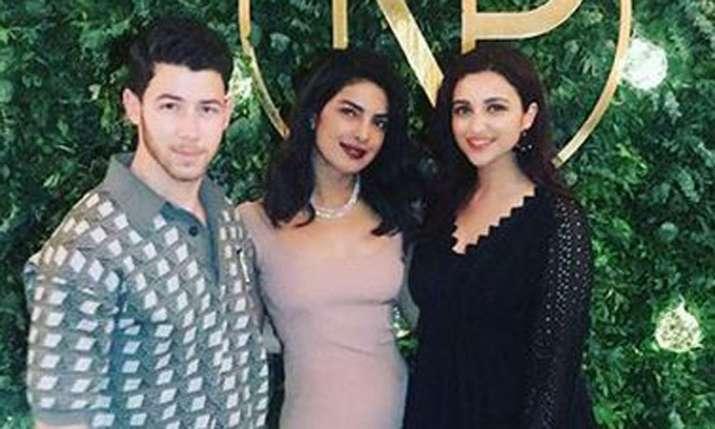 Parineeti Chopra, Nick Jonas, Priyanka Chopra- India TV
