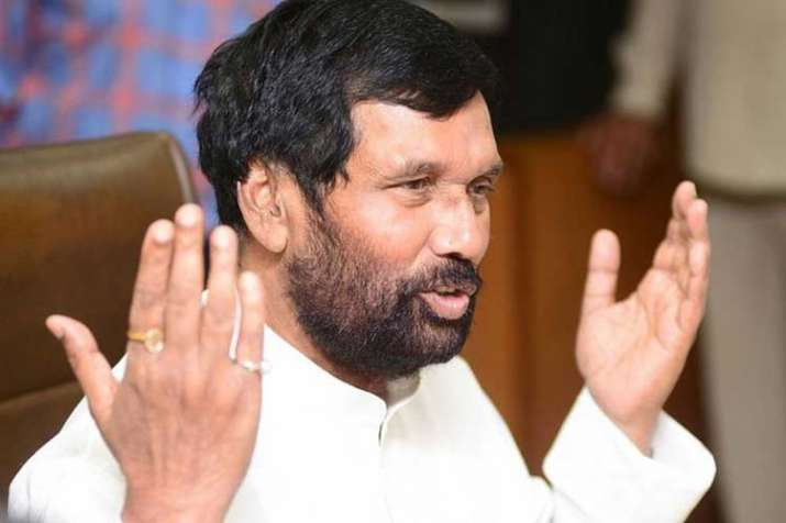 ram vilas paswan- India TV