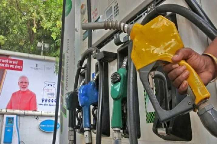 Petrol, diesel price continuously hiked on Monday, fuel rate in india Check today's rates- India TV Paisa