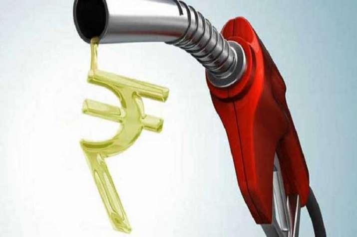 Petrol Diesel price fifth consecutive day Decreased- India TV Paisa
