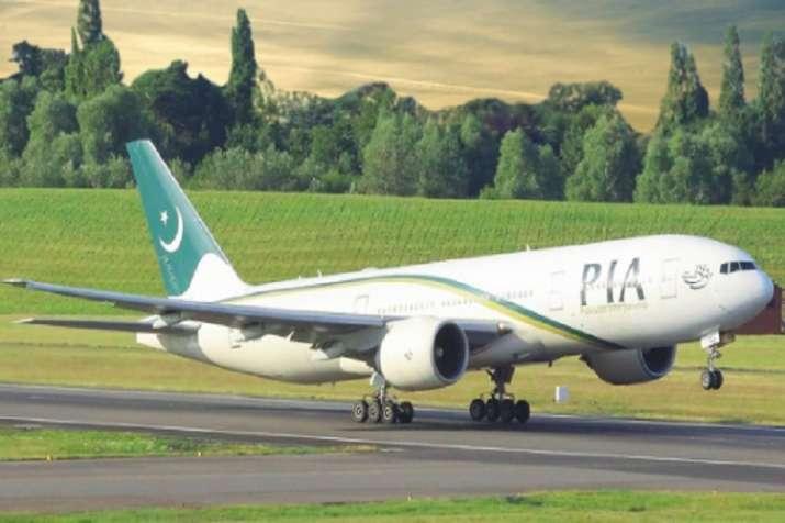 pia flight- India TV