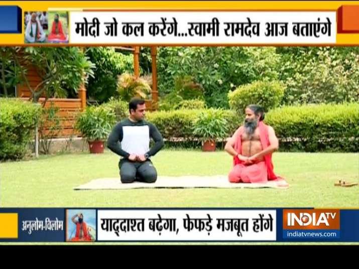 BABA RAMDEV- India TV