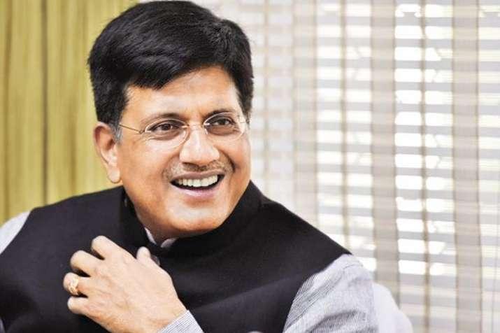केंद्रीय मंत्री पीयूष गोयल राज्यसभा में सदन के उपनेता नियुक्त- India TV