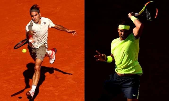 Roger Fedrer vs Rafael Nadal in French Open Semifinal 2019- India TV