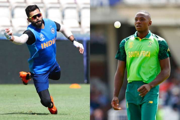 भारत के खिलाफ मैच से पहले रबाडा ने खेला माइंड गेम, कहा- कोहली गुस्से में होगा तो मेरा क्या बिगाड़ ले- India TV