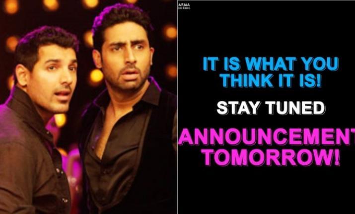 Karan johar latest post- India TV