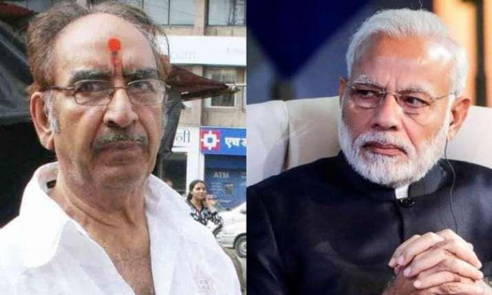 PM Narendra Modi sends condolence letter to Veeru Devgan's family- India TV