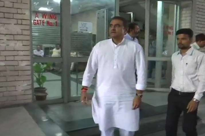 praful patel- India TV