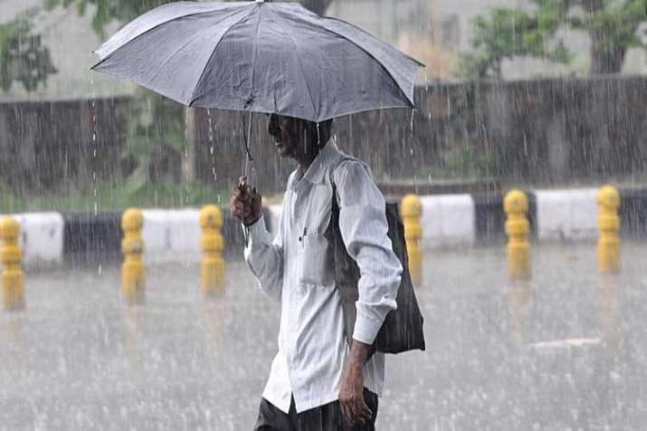 Delhi-NCR witness monsoon's first rain- India TV