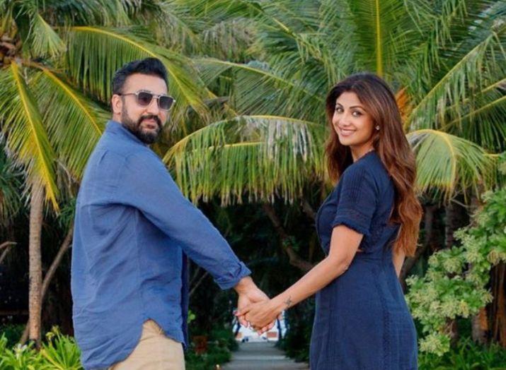 Raj kundra and shilpa shetty- India TV
