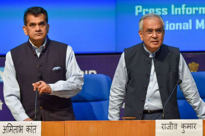 Niti Aayog sets up task force to brainstorm on agriculture reforms- India TV Paisa