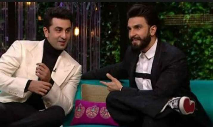 Ranveer Singh, Ranbir Kapoor- India TV