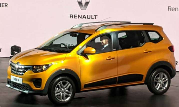 Renault unveils Triber globally in India- India TV Paisa