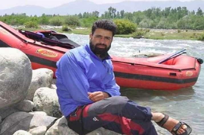 rouf ahmad dar- India TV