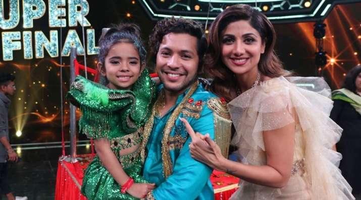 सुपर डांसर 3 का खिताब- India TV