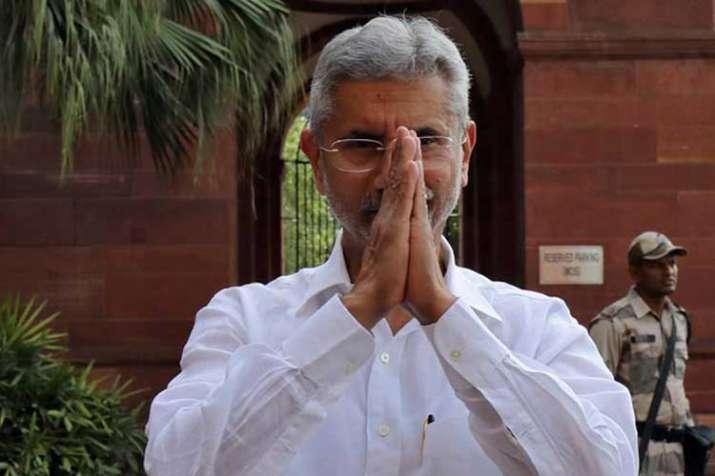 S Jaishankar signals continuation of Sushma Swaraj's...- India TV