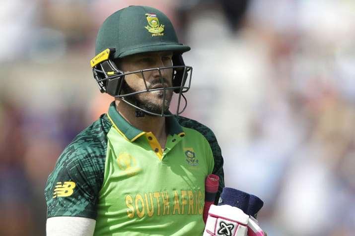 Faf Du Plessis, Captain South africa- India TV