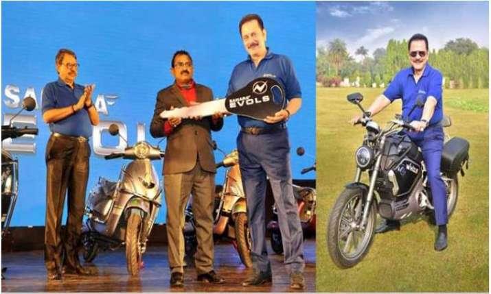 Sahara makes foray into EV business- India TV Paisa