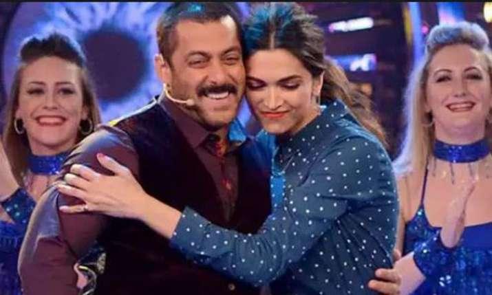 Salman Khan, Deepika Padukone- India TV