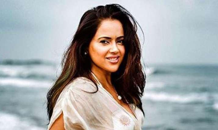 Sameera Reddy- India TV
