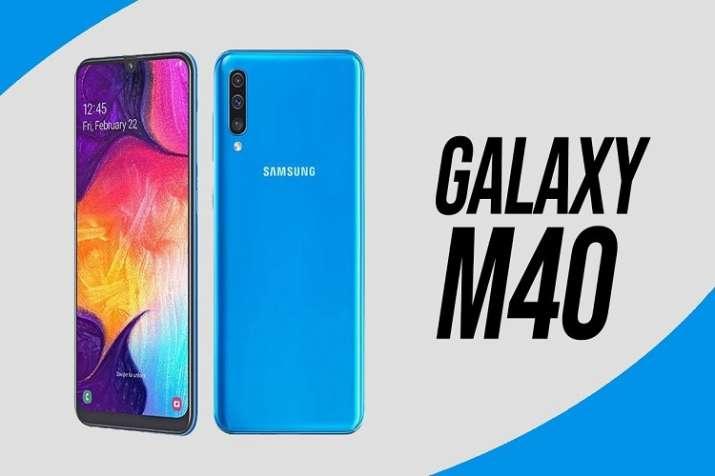 SAMSUNG Galaxy M40- India TV Paisa