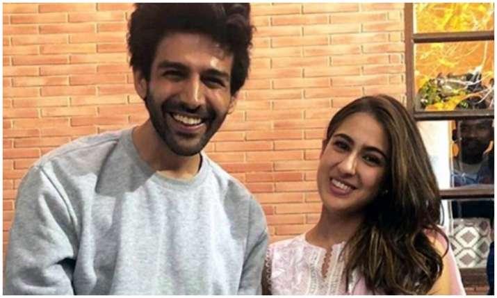 kartik aaryan and sara ali khan- India TV