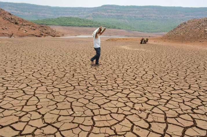 Delay in monsoon pushes rainfall deficiency to 45% in...- India TV
